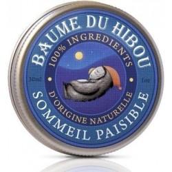 BAUME DU HIBOU SOMMEIL PAISIBLE 30ML