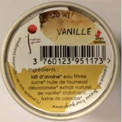 GLACE LAIT AVOINE VANILLE 120ML