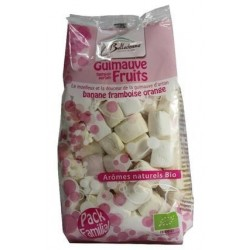 GUIMAUVE FRUITS CUBES 180 GRS