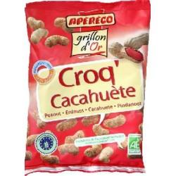 CROQ CACAHUETE APERECO 50G