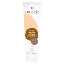 MASQUE ARGILE ROUGE 100ML