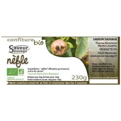 CONFITURE DE NEFLE 230 GRS