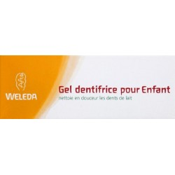 DENTIFRICE GEL ENFANTS 50ML