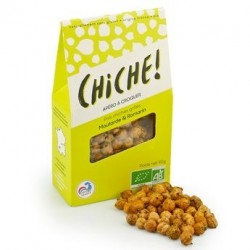 POIS CHICHE GRILLES MOUTARDE ROMARIN 90 GRS