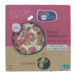 PIZZA MADRILÈNE 400G
