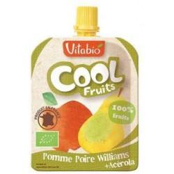 COOL FRUITS POMME POIRE 90G