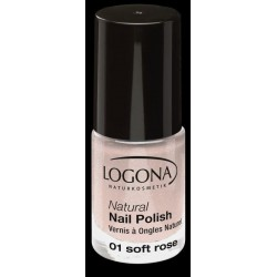 VERNIS À ONGLES 01 SOFT ROSE 4ML