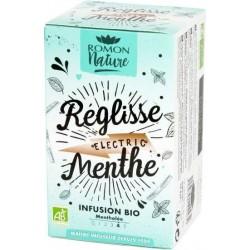 TISANE REGLISSE MENTHE 16X1,8G