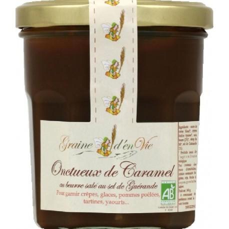 ONCTUEUX DE CARAMEL 340 GRS