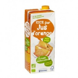 JUS D'ORANGE TÉTRA 1,5L