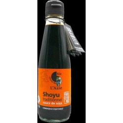 SHOYU TRADITIONNEL SAUCE SOJA 200ML