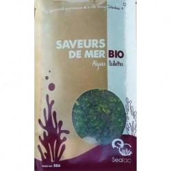 SAVEURS DE MER PAILLETTES 50G