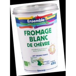 FROMAGE BLANC CHEVRE 400G