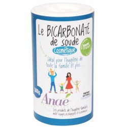 BICARBONATE DE SOUDE COSMETIQUE 500G