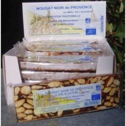 NOUGAT NOIR DE PROVENCE 100G