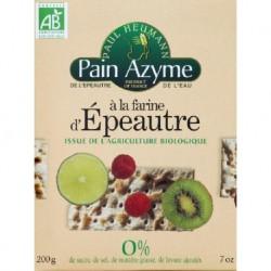 PAIN AZYME A L EPEAUTRE 200G