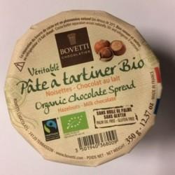 PÂTE À TARTINER AMANDE CHOCOLAT NOIR 350G
