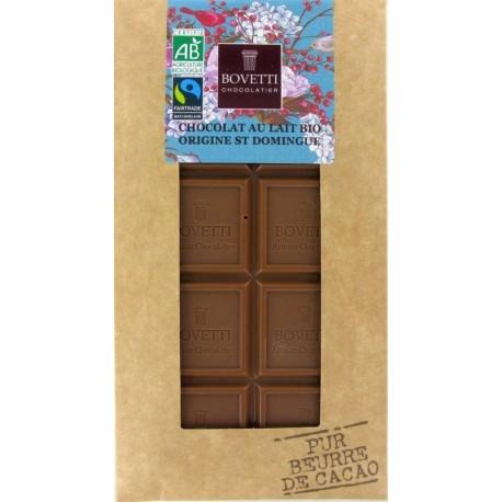 CHOCOLAT LAIT 38% 100G
