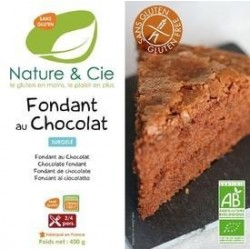 FONDANT CHOCOLAT SANS GLUTEN 400GRS