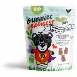 GUMMIES BIODIGEST 24 OURSONS 60G