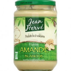 PUREE D'AMANDES BLANCHES 700GRS