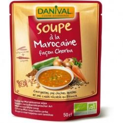 SOUPE MAROCAINE FACON CHORBA 500ML