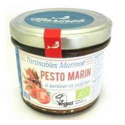 TARTINABLE PESTO ROUGE MARIN 90 GRS
