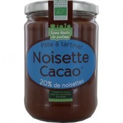 PÂTE A TARTINER NOISETTE CACAO 600G