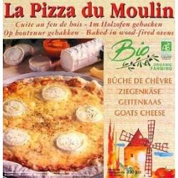 PIZZA BÛCHE DE CHEVRE 360GRS