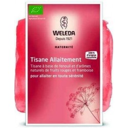 TISANE ALLAITEMENT FRUITS ROUGES FRAMBOISE 20X2G