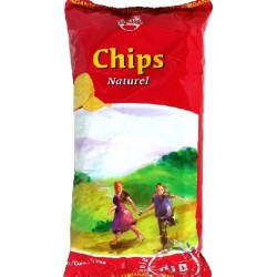 CHIPS NATURES 125GRS