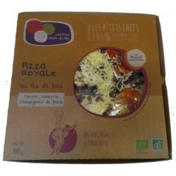 PIZZA ROYALE 400GRS