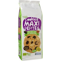 COOKIES CHOCOLAT NOISETTES MAX 185GRS