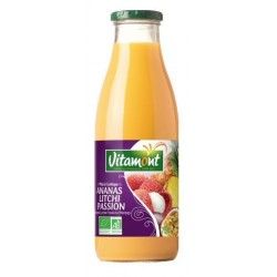JUS ANANAS LITCHI PASSION 75CL