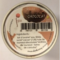 GLACE LAIT AVOINE CHOCOLAT 120ML