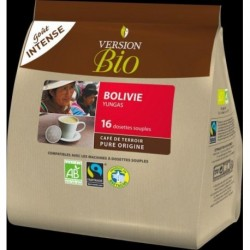 CAFE DOSETTE BOLIVIE (16) 112G