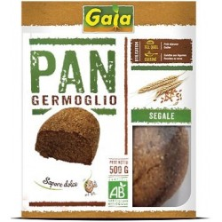 *PAIN ESSENE SEIGLE GERMÉ 500G