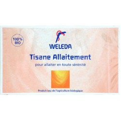 TISANE D'ALLAITEMENT 20 X 2GRS