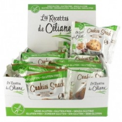 COOKIES AMANDES CHOCOLAT 50 GRS