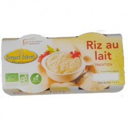 RIZ AU LAIT TRADITION 2X140GRS (P)