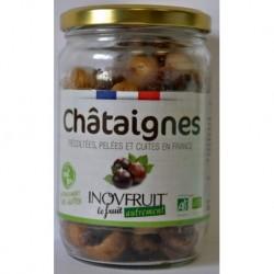 CHATAIGNES CUITES PELEES 320G