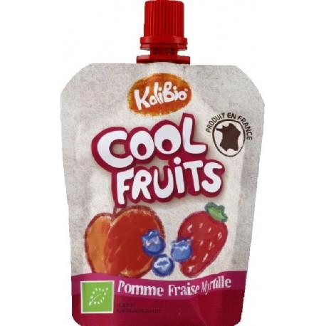 PUREE DE FRUITS ROUGES 90G
