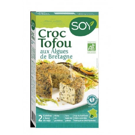 CROC'TOFOU ALGUES DE BRETAGNE 2X100G CC