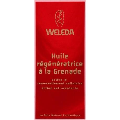 HUILE REGENERATRICE GRENADE 100ML
