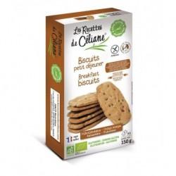 BISCUIT CÉRÉALES MIEL CHOCOLAT 150G