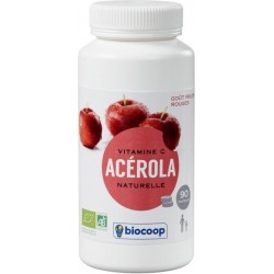 ACEROLA FRUITS ROUGES (90) 198G