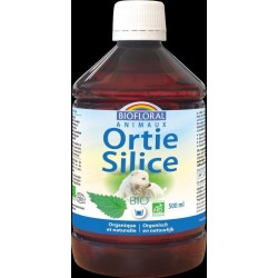 ORTIE SILICE ANIMAUX 500ML