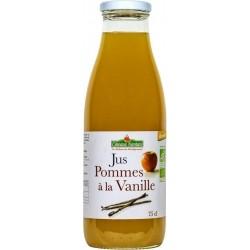 JUS DE POMME VANILLE 75CL