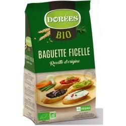 BAGUETTE FICELLE TRANCHEE 150G