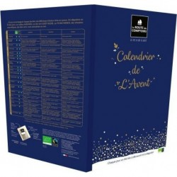 CALENDRIER AVENT INFUSETTES (24) 41G